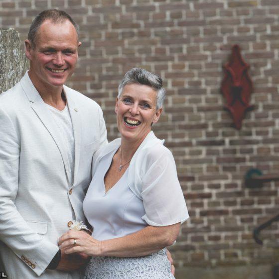 Bruiloft Henk en Anita