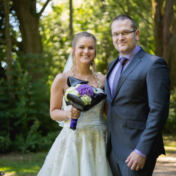 Bruiloft Robert en Patricia