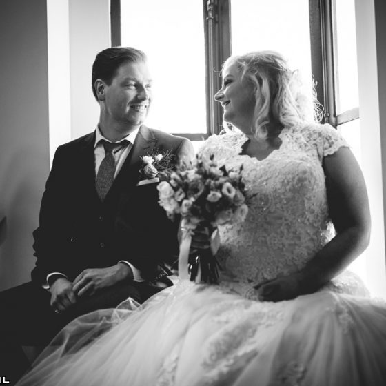 Bruiloft Coen en Danielle